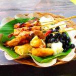 インドネシアの焼き鳥サテのレシピ