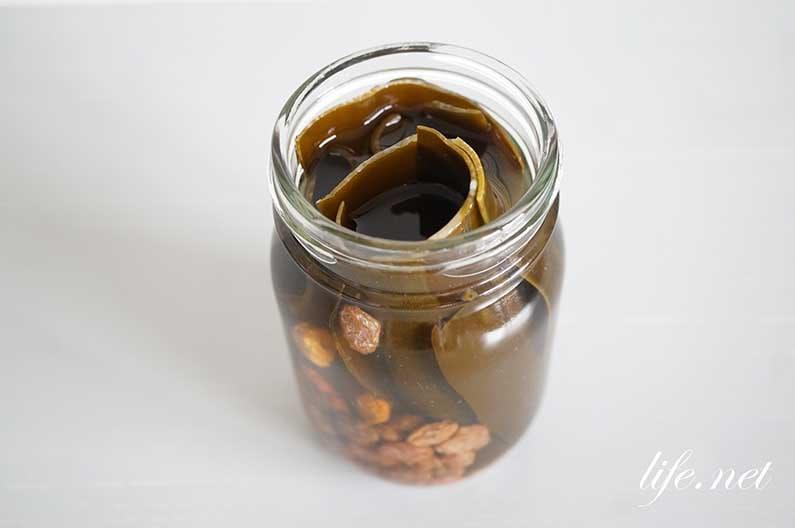 レーズン昆布酢の作り方。あさイチで話題のアレンジレシピも紹介。