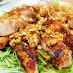 鶏塩麹のユーリンチー風の作り方