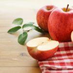甘いりんごの見分け方