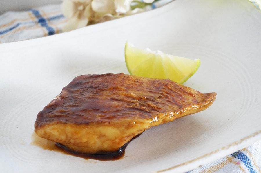 鯛の幽庵焼きのレシピ