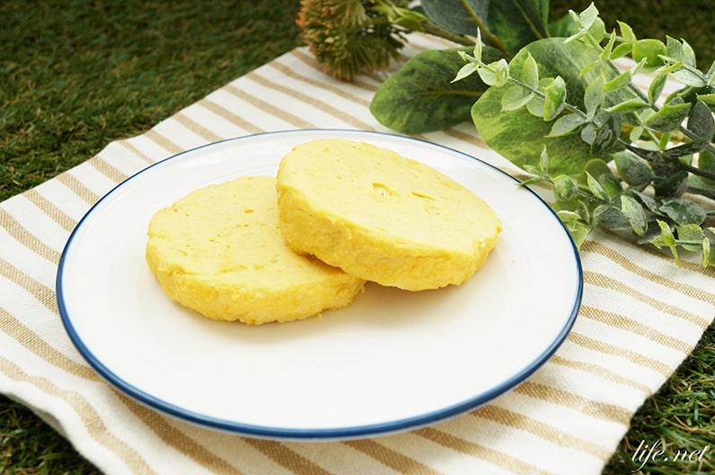 おからパウダーパンケーキのレシピ
