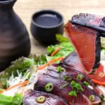 カツオ料理のレシピ