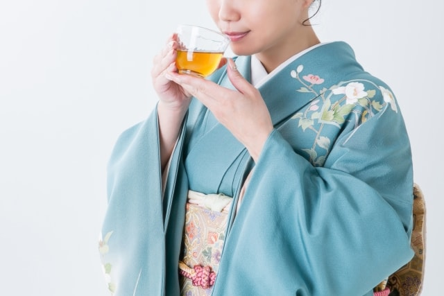 茶 効果 玄米