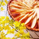 魚焼きグリルで季節のフルーツタルトのレシピ