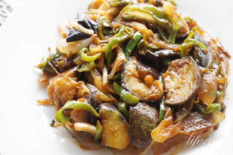 油味噌の作り方。長野のなすやピーマンを使った郷土料理のレシピ。