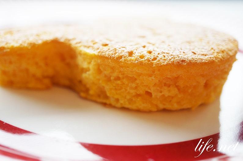 かぼちゃパンケーキのレシピ。砂糖不使用でダイエットにもおすすめ。