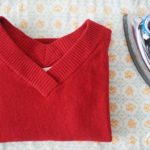 あさイチ縮んだセーターを元に戻す方法。スチームアイロンの蒸気で直せる!