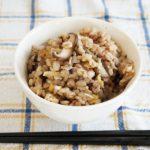 調味料不要の炊き込みご飯のレシピ