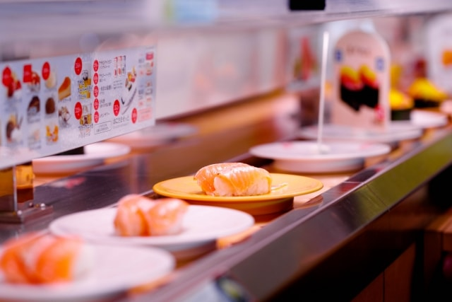 回転寿司はま寿司の人気メニュー