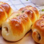 ワンパン総菜パンのレシピ