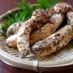 松茸のすき焼き鍋のレシピ