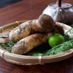 松茸の土瓶蒸しのレシピ