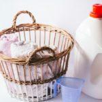 蒸気を使った洗濯の仕方