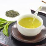 緑茶で血管年齢が若返る。