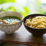 スープジャーつけ麺の作り方