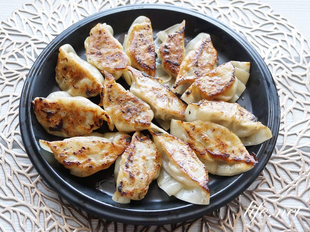 あさイチの弱火で焼く餃子の作り方。水島シェフの低温調理で絶品に。