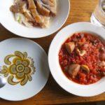 ボルシチのレシピ