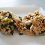 和え餅、納豆餅のレシピ