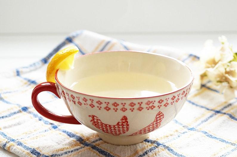 柚子生姜湯の作り方