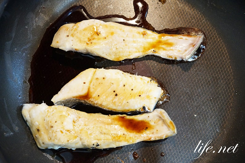 サーモンの蒲焼きの作り方。コストコやマツコでも話題のレシピ。
