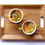 サバ缶スープのレシピ