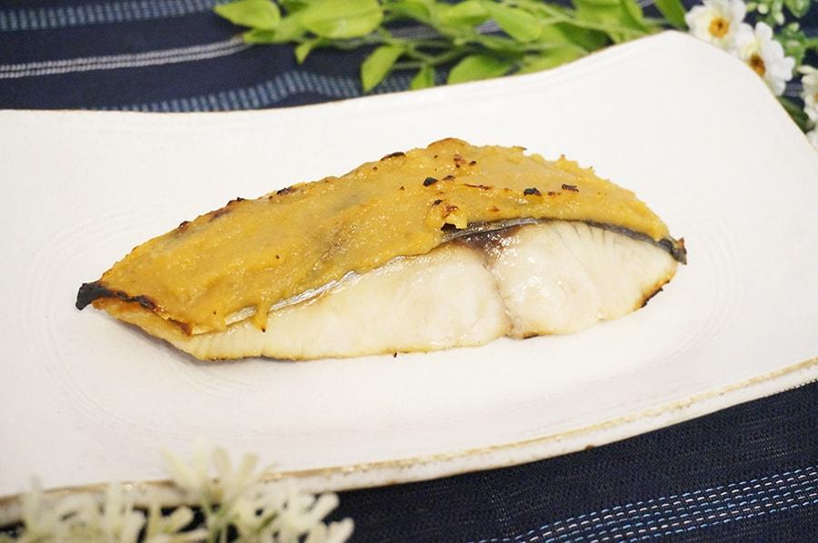 鰆の柚子味噌焼のレシピ