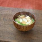 ねぎだく納豆味噌汁の作り方