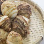 里芋のモンブランのレシピ