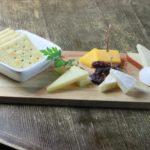 チーズとソーセージのかす漬け焼きの作り方