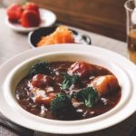 ドイツ風牛ひき肉のシチューのレシピ