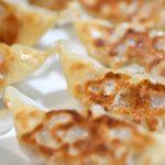 焼き餃子釜飯の作り方