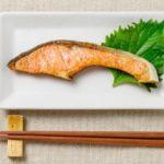 鮭のごま油焼きのレシピ