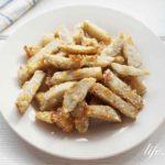 里芋の塩麹から揚げのレシピ。おつまみにも最高!フライパンで簡単。