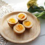 味噌漬けの味付け卵のレシピ