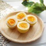カレーの味付け卵のレシピ