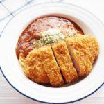 シャンゴ風スパゲッティのレシピ。とんかつミートソースパスタ。