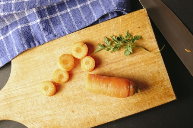 カラフル野菜のグラッセ