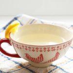 柚子生姜湯のレシピ