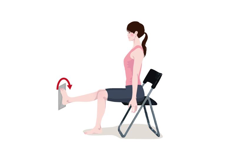 大腿四頭筋を鍛えるトレーニング