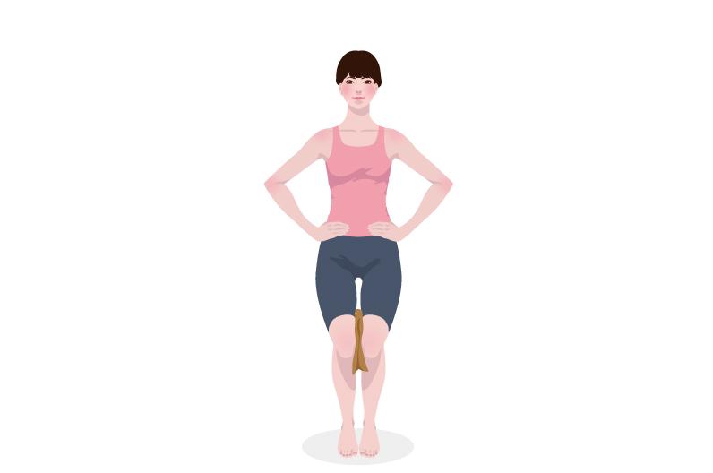 5秒筋トレ・大腿四頭筋を鍛えるトレーニングのやり方