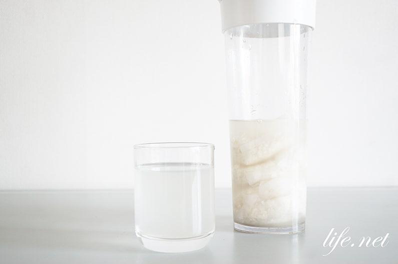 こうじ水の作り方。便秘解消やダイエットに効果的な麹水のレシピ。