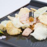 平野レミさんの丸ごとえびせんべいのレシピ