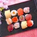 手毬寿司のレシピ