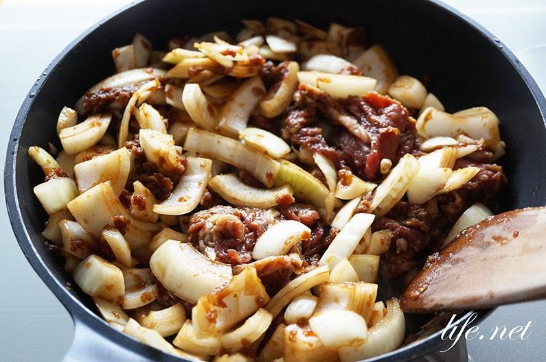 秘密のケンミンショーのバラ焼きのレシピ。青森県のご当地グルメ。