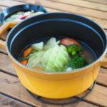 鱈の和風ポトフのレシピ