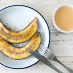 80度バナナの作り方