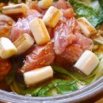 冬野菜の鶏鍋のレシピ