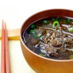 尿路結石を予防する食事もずく料理