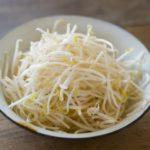 平野レミさんのもやしと豚のレンチン重ねのレシピ